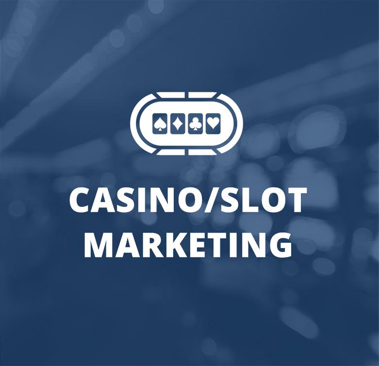 Casino Slot Marketing