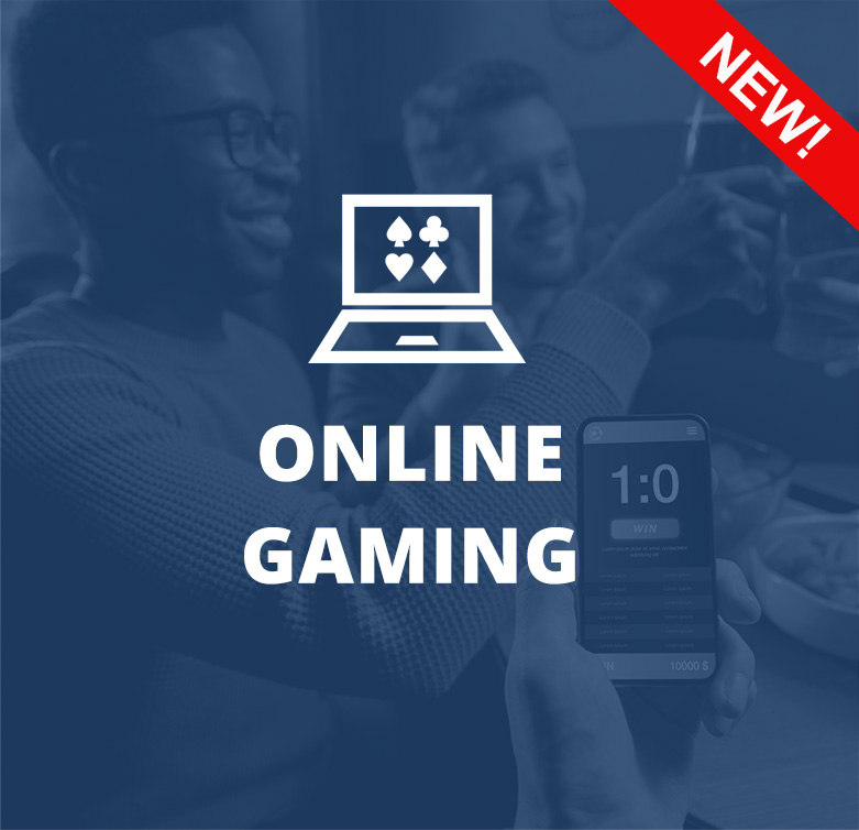 Online Gaming - NEW
